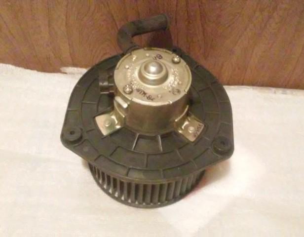 Мотор отопителя