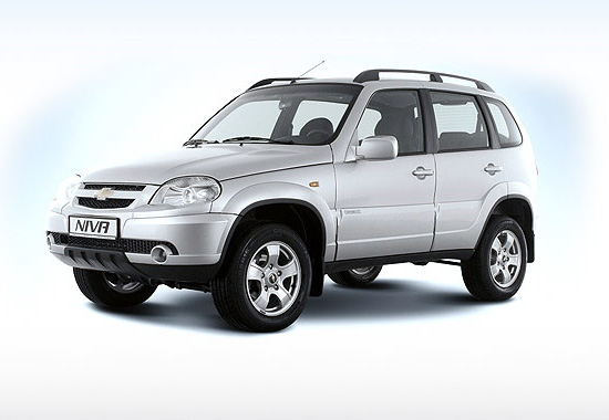 Автомобиль Шнива