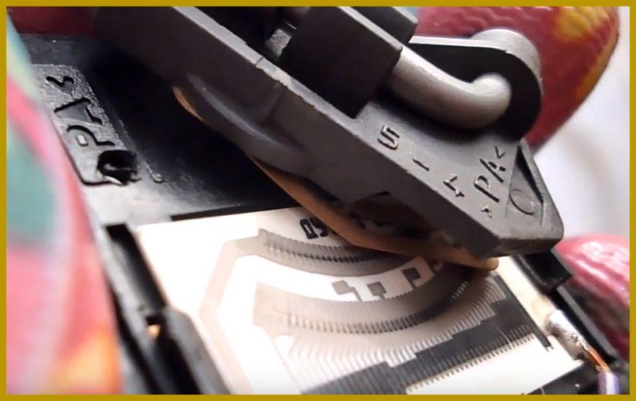 Резистор с переменным сопротивлением