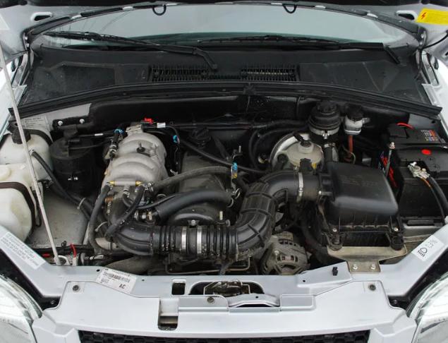 Двигатель Нивы Шевроле